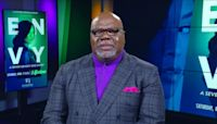 Bishop T.D. Jakes talks about new Lifetime movie, 'Lust'