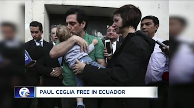 Paul Ceglia free in Ecuador