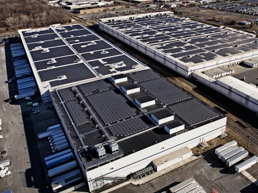 亞馬遜倉庫再發生太陽能板起火事故,預估損失達 50 萬美元