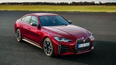 BMW全新4系列Gran Coupe亮相 車格放大、動力更強!