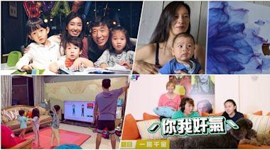 在家不悶壞!隋棠、Janet、王仁甫&季芹親子趣味遊戲好點子 - BabyHome 新知大耳朵