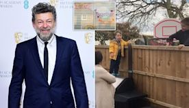 Short film narrated by Andy Serkis sends message of hope amid COVID-19
