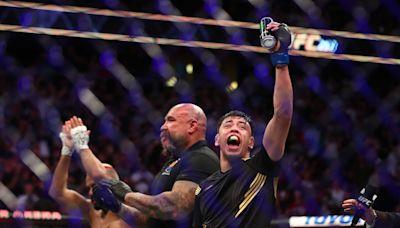UFC 263 results: Brandon Moreno taps Deiveson Figueiredo, becomes first Mexico-born champion