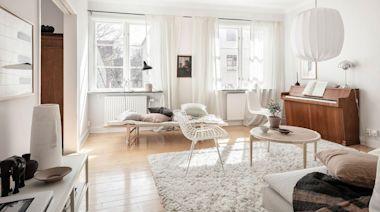【居家裝飾】輕柔無壓的空氣感住宅,就以色彩和材質營造