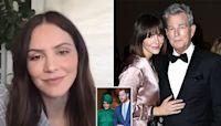 Katharine McPhee says Prince Harry & David Foster are like dad & son