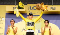 On this day in 2018: Geraint Thomas wins the Tour de France