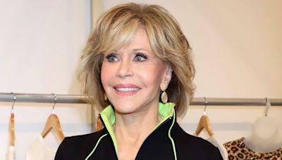 Jane Fonda pide no cuidar el planeta desde el sofá