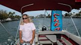 Beaches and cream: This ice cream truck on the water delivers