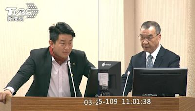 愛打統獨議題 陳柏惟立院質詢「金句」連連