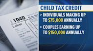 Families to receive child tax credit checks
