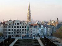 City of Brussels - Wikipedia