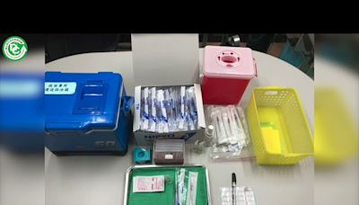 BNT疫苗將開打 逾10道準備程序教學影片上線