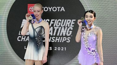 Bradie Tennell, Karen Chen named to figure skating world team