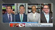What to expect from Browns-Chiefs Week 1 matchup 'NFL Now'