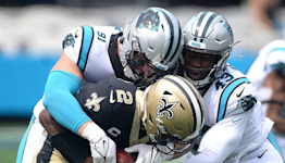 Panthers sack Saints and the narrative around their season. This can be a playoff team