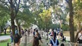 大甲鐵砧山雕塑公園共融遊戲場啟用 地方期找回早日榮景 | 蕃新聞