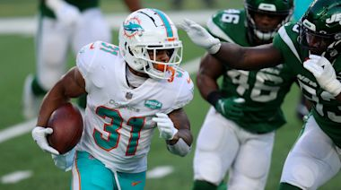 Why the Miami Dolphins' running back injuries aren't problematic