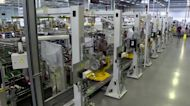 UK factory activity growth fastest since 1994