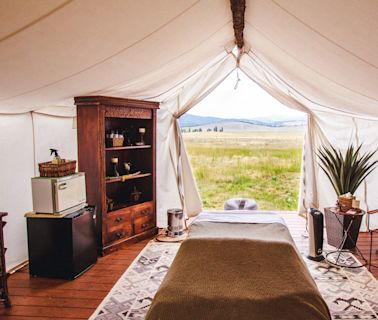 Why Luxury Dude Ranches Are the New Glamping