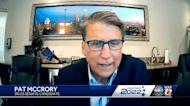 Former North Carolina Gov. Pat McCrory speaks on Richard Burr censure