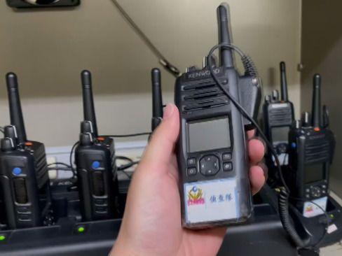 無線電汰舊換新 警政署編列38億預算