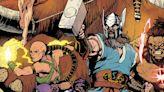 Marvel's Prehistoric Avengers Face the MCU's Next Super Team in Eternals: Celestia