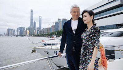 註銷9公司被爆逃回台灣!張庭林瑞陽上海露面 這幕惹驚呆