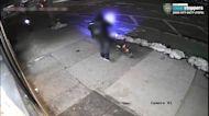 Food Delivery Worker Violently Robbed