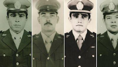 Malvinas: identificaron a cuatro gendarmes que estaban enterrados en una tumba común del Cementerio de Darwin