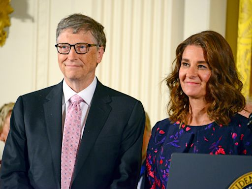 Bill Gates & Melinda Gates Are Reportedly Divorcing Now For a Familiar Reason