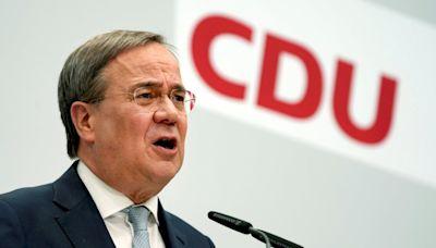 國會大選失敗 德國基民黨拉謝特接受批評