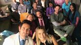 Mindy Kaling Looks Back On The Mindy Project In Throwback Cast Photo