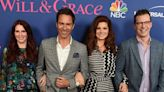 Will & Grace: Megan Mullally to miss two episodes of final season amid 'cast feud' rumours