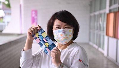 向幼教師致敬!嘉義市贈造型口罩 可愛元素+繽紛色彩