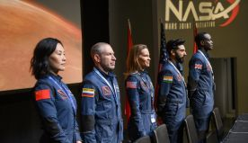 Away 's astronauts talk season 1, wire training, and more