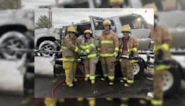 Cascade firefighter dies after fighting COVID