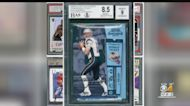 Tom Brady's Rookie Card Up For Auction