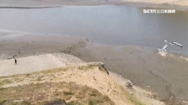 石門水庫探底 蓄水率僅剩23%