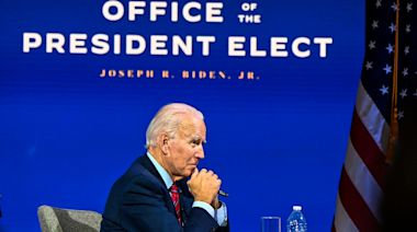 Joe Biden wastes no time wading into Brexit debate as Irish roots colour his view