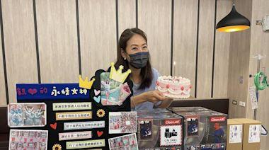 賈永婕PO「音樂盒」生日禮 縮小版亞東醫院、救命神器都在上