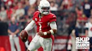 Shannon Sharpe: Kyler Murray's NFL ceiling is an MVP, Super Bowl winning QB; his feet is what sets him apart I UNDISPUTED