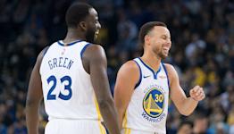 Steph Curry, Draymond Green hilariously troll Klay Thompson over NBA 75 snub