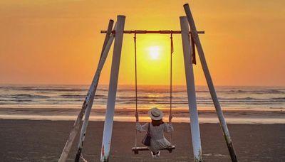 《俗女養成記》拍攝地!純白星空帳篷、海濱鞦韆有夠浪漫!