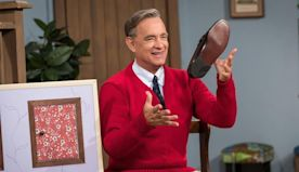 Tom Hanks Discovers He's Related to the Real Mister Rogers, Who He Plays in His New Film