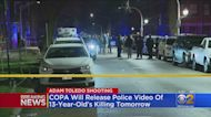 COPA To Release Police Video Of Killing Of 13-Year-Old Adam Toledo On Thursday