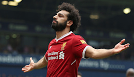 Mohamed Salah wants to stay at Liverpool for the rest of his career