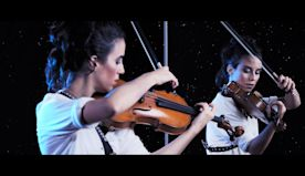 Star Wars Medley - Violin & Guitar - Golden Salt