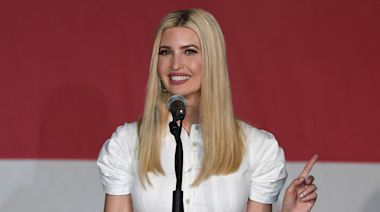 Ivanka Trump Puts Her Political Ambitions on Ice — For Now