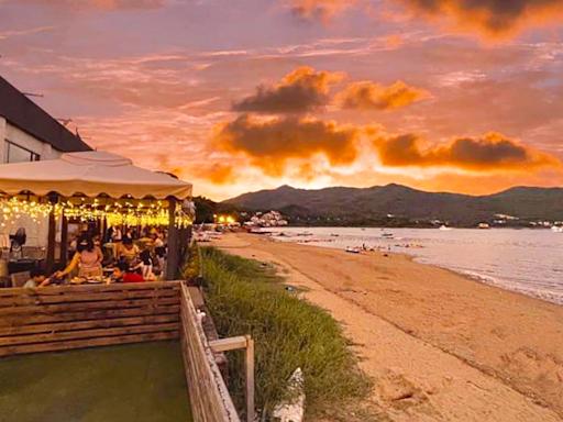 放假好去處!西貢沙灘海景泰式餐廳「泰道」 戶外座位無敵海景下歎泰國菜 | U Food 香港餐廳及飲食資訊優惠網站