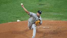Yankees' Aaron Boone 'very encouraged' by Jonathan Loaisiga after another positive rehab step